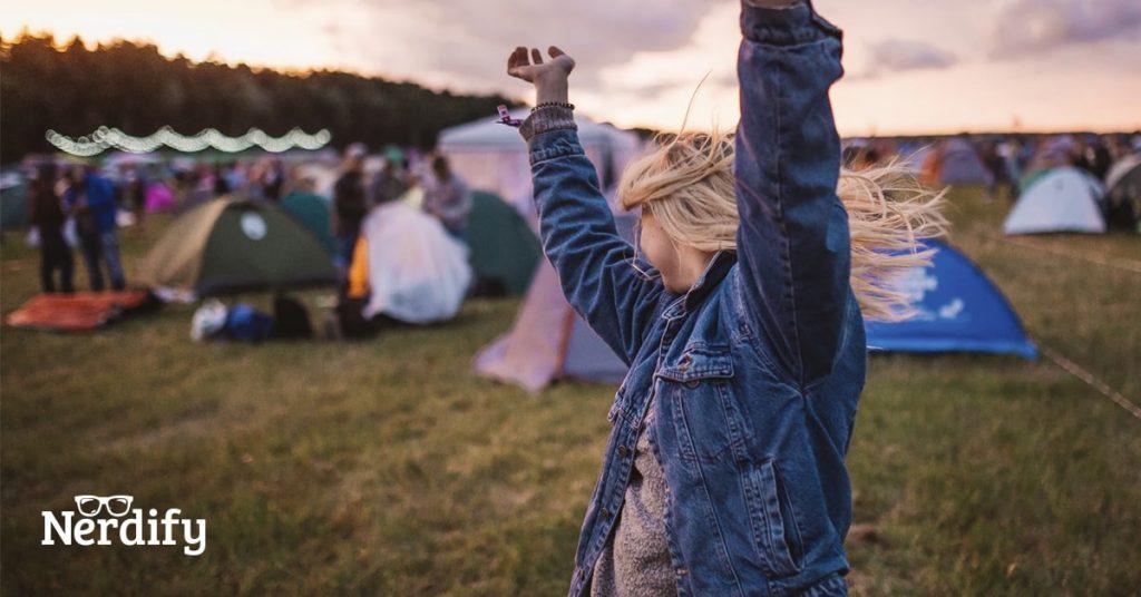 Nerdify Reviews - summer festivals